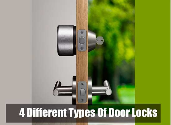 types of door locks